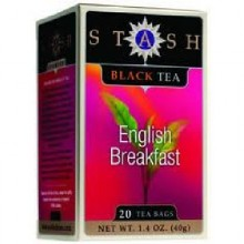 Stash Tea English Brkfast (6x20BAG )
