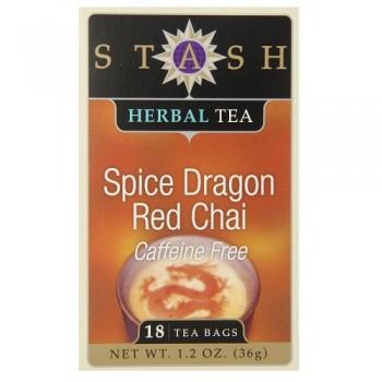 Stash Tea Spc Drgn Red Chai (6x18BAG )