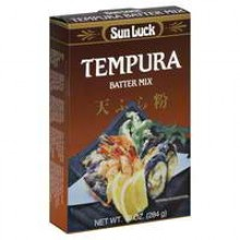 Sun Luck Tempera Batter Mix (1x10OZ )