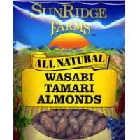Sunridge Farms Wasabi Tamari Almond (1x15LB )
