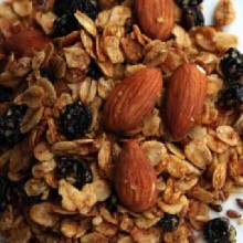 Sunridge Farms Blu Almd Granola (1x25LB )