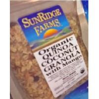Sunridge Farms Quinoa Coconut/ Mango (1x18LB )