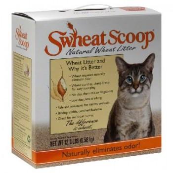 Swheat Scoop Cat Litter (4x12.3LB )