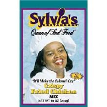 Sylvias Chicken Fry Mix (9x10OZ )
