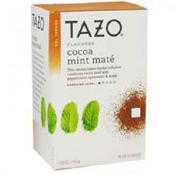 Tazo Cocoa Mint Tea Bags (6x16BAG )