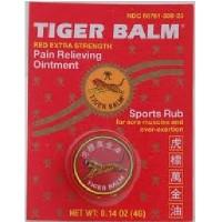 Tiger Balm Ex Strth Red (1x4GRAM)