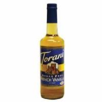 Torani Fr Van Cof Syr Sf (12x25.35OZ )