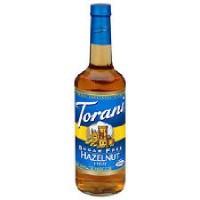 Torani Classic Hzlnut Sf (12x25.35OZ )