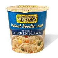 Tradition Instant Cup Soup Chicken (12x2.29OZ )