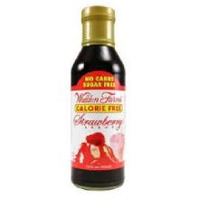 Walden Farms Strawberry Syrup (6x12OZ )