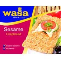 Wasa Crispbread Crisp Ses Toasted Wheat (12x7OZ )