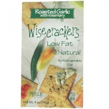 Wisecrackers Gar Rosemary Bite Size (6x4OZ )
