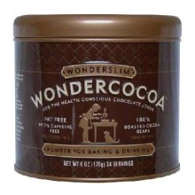 Wonderslim Cocoa Powder (12x6OZ )