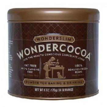 Wonderslim Cocoa Powder (12x6OZ )