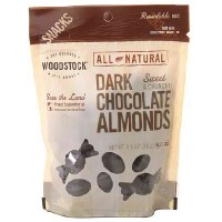 Woodstock Dark Chocolate Almonds (8x8.5OZ )