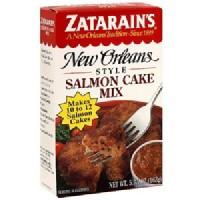 Zatarains Salmon Cake Mix (12x5.75OZ )