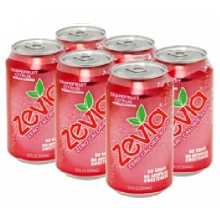 Zevia Grapefruit Citrus (4x6Pack )