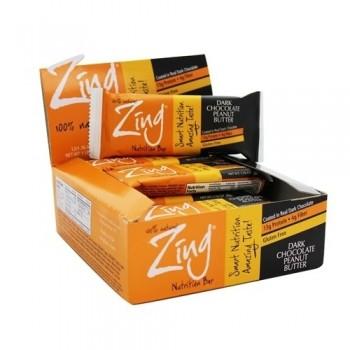 Zing Chocolate PButter Bar (12x1.76OZ )