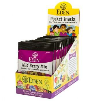 Eden Foods Wild Berry Mix (12x1 OZ)