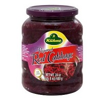 Kuhne Red Cabbage (12x24 OZ)