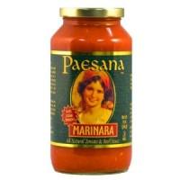 Paesana Marinara, Tomato Basil (12x25 OZ)