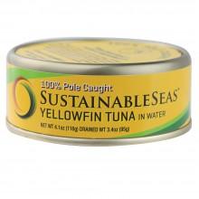 Sustainable Seas Yellowfin (12x4.1 OZ)