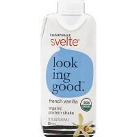 Svelte Looking Good, French Vanilla (6x4x11 OZ)