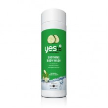 Yes To Cucumbers, Soothing Body Wash (1x16.9 OZ)