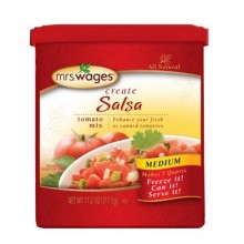 Mrs. Wages Medium Salsa Tomato Mix (12x4 OZ)
