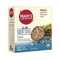Mary's Gone Crackers Super Seed Everything  (6x5.5 OZ)