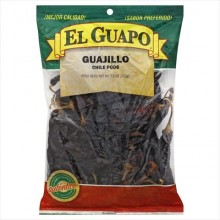 El Guapo Guajillo Chili Pods (12x2 OZ)