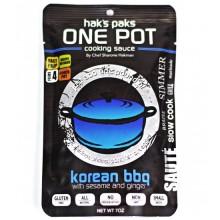 Hak's Paks One Pot Cooking Sauce Korean BBQ (6x7 OZ)