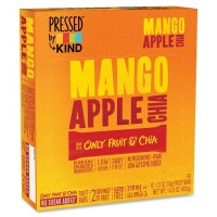 Kind Pressed Mango Apple Chia Bar (12x1.2 OZ)