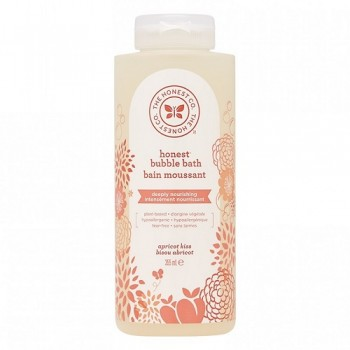 The Honest Company Bubble Bath Nourishing Apricot Kiss (1x12 OZ)