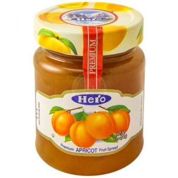 Hero Apricot Fruit Spread (8x12 OZ)
