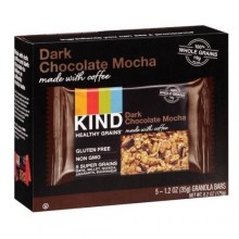 Kind Bar Healthy Grains Dark Chocolate Mocha (8x5 Ct)