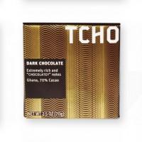 Tcho Dark Chocolate BAR 70%  (12x2.5 OZ)