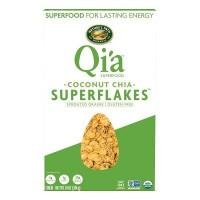 Nature's Path Qi'a Superflakes Coconut Chia (12x10 OZ)