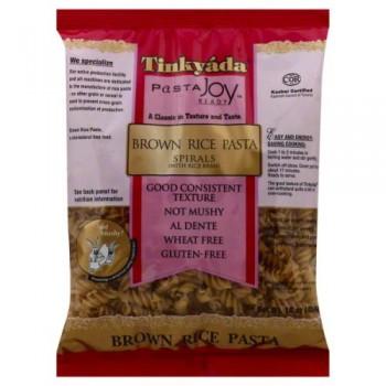 Tinkyada Brown Rice Pasta Spirals Gluten Free (12x12 OZ)