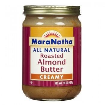 Maranatha Almond Butter Natural Creamy & Roasted (6x16 OZ)