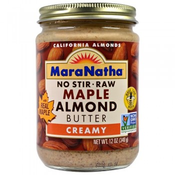 Maranatha Creamy Maple Almond Butter (6x12 OZ)