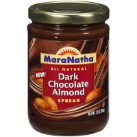Maranatha Dark Chocolate Almond Spread (6x13 OZ)