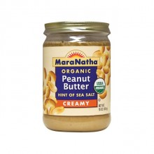 Maranatha Organic Creamy Peanut Butter (6x16 OZ)