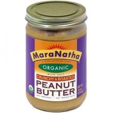 Maranatha Crunchy Peanut Butter Salt (6x16 OZ)