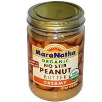 Maranatha Organic Peanut Butter No Stir Creamy (6x16 OZ)