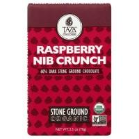 Taza Chocolate Raspberry Nib Crunch (10x2.5 OZ)
