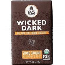 Taza Wicked Dark Chocolate (10x2.5 OZ)