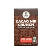 Taza Chocolate Cacao Nib Crunch (10x2.5 OZ)