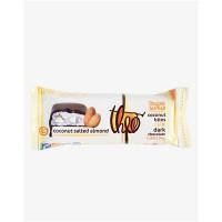 Theo Chocolate Organic Coconut Salted Almond Bites (12x1.3 OZ)