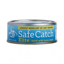 Safe Catch Tuna,Elite Wild (12X5 OZ)